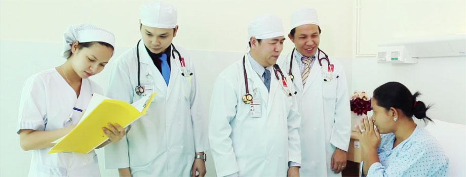 Cancer | Calmette Hospital